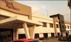 Veena Regency, Hotel  Chās - big - 18
