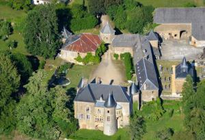 Château de Villette Monument Historique