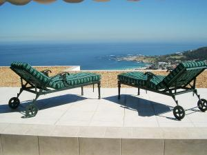 Camps Bay Villa, Affittacamere  Città del Capo - big - 17
