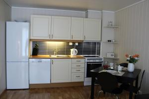 Svalbard Apartment, Апартаменты  Лонгйир - big - 7