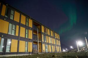 Svalbard Apartment, Апартаменты  Лонгйир - big - 9