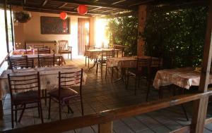 Guest House GorodOk, Bed and breakfasts  Chornomorskoe - big - 185