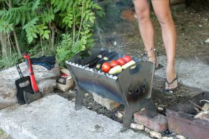Guest House GorodOk, Bed and breakfasts  Chornomorskoe - big - 180