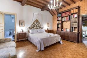 Il Roseto, Apartmanok  Tavarnelle in Val di Pesa - big - 43