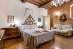 Il Roseto, Apartmanok  Tavarnelle in Val di Pesa - big - 44