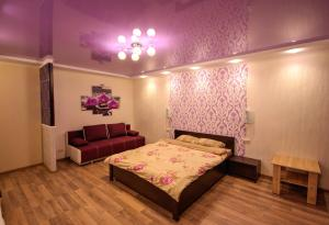 Apart Studion in city Center, Apartmány  Mariupol' - big - 5