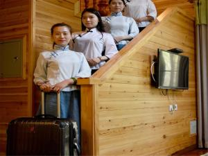 Beijing Qingshui Hewan Woodhouse Hotel, Hotely  Miyun - big - 13