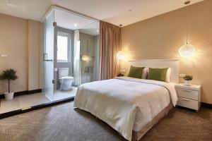 Via Hotel, Отели  Тайбэй - big - 6