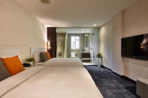 Via Hotel, Отели  Тайбэй - big - 5