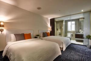Via Hotel, Отели  Тайбэй - big - 13