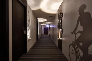 Via Hotel, Отели  Тайбэй - big - 39
