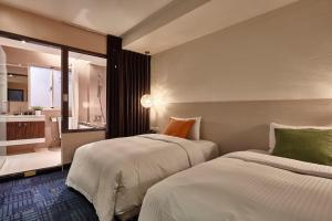 Via Hotel, Отели  Тайбэй - big - 16