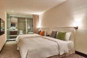 Via Hotel, Отели  Тайбэй - big - 18
