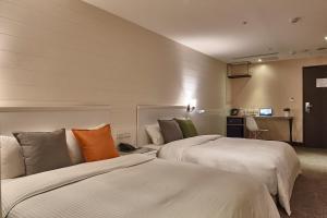 Via Hotel, Отели  Тайбэй - big - 20