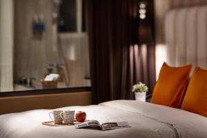 Via Hotel, Отели  Тайбэй - big - 21