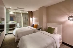 Via Hotel, Отели  Тайбэй - big - 22