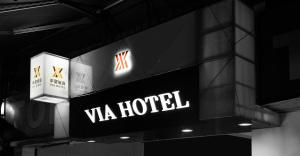 Via Hotel, Отели  Тайбэй - big - 35