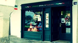 Penzion Pizzeria Italia Telc