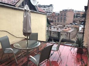 Tbilisi Apartment, Apartmány  Tbilisi City - big - 73
