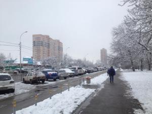 Starokubanskaya Apartment
