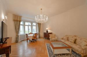 Gorgeous apartment on U Milosrdných