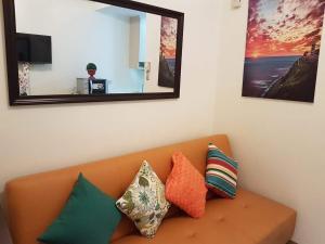Chateau Elysee Condo Unit - Vendome, Apartmány  Manila - big - 45