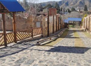 Cabañas El Madero, Chaty  Villa Carlos Paz - big - 36