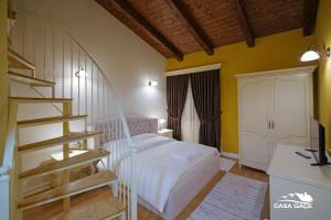 Casa Gaçe Hotel, Hotel  Korçë - big - 24