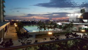D'calton seaview apartment, Апарт-отели  Джохор-Бару - big - 14