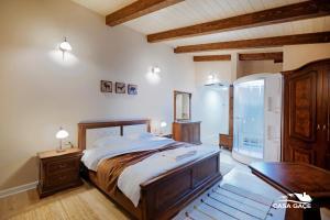 Casa Gaçe Hotel, Hotel  Korçë - big - 36