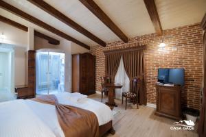 Casa Gaçe Hotel, Hotel  Korçë - big - 33