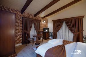Casa Gaçe Hotel, Hotel  Korçë - big - 27