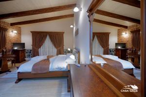 Casa Gaçe Hotel, Hotel  Korçë - big - 135