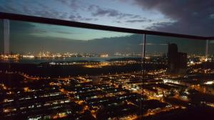 D'calton seaview apartment, Апарт-отели  Джохор-Бару - big - 10
