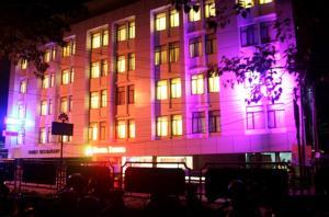 Hotel Luciya, Hotely  Cochin - big - 1