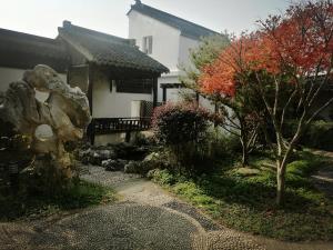 Pure-Land Villa, Ubytování v soukromí  Suzhou - big - 30