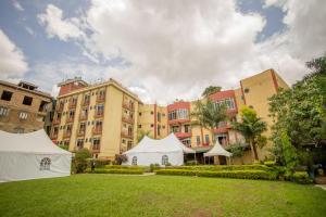 Кампала - Grand Global Hotel