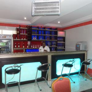 Top Rank Hotel Galaxy Lagos