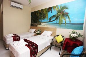 C.Stone Hotel, Hotels  Surabaya - big - 4