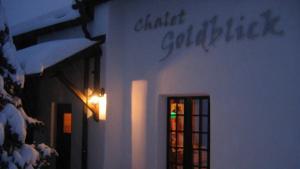 Chalet Goldblick - Apartment - Grächen