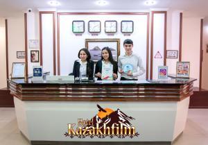 Отель Казахфильм, Алматы