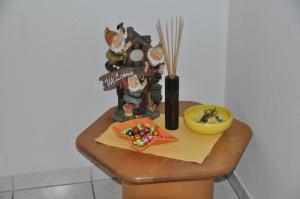 Apartmenthaus Holiday, Ferienwohnungen  Saas-Fee - big - 19