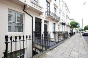 Central London Apartment Warwick Way