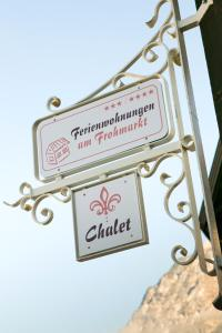 Chalet am Frohmarkt, Chalet  Oberstdorf - big - 12