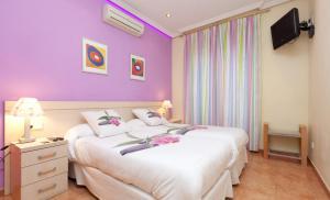 Luz Madrid Rooms, Pensionen  Madrid - big - 13
