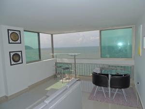 La Costa Deluxe Apartamentos - Santa Marta, Апартаменты  Puerto de Gaira - big - 12