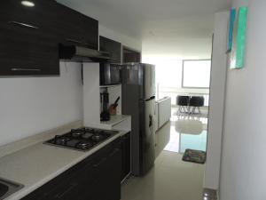 La Costa Deluxe Apartamentos - Santa Marta, Апартаменты  Puerto de Gaira - big - 6