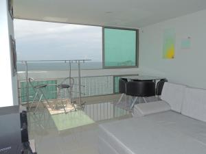 La Costa Deluxe Apartamentos - Santa Marta, Апартаменты  Puerto de Gaira - big - 11