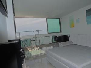 La Costa Deluxe Apartamentos - Santa Marta, Апартаменты  Puerto de Gaira - big - 10