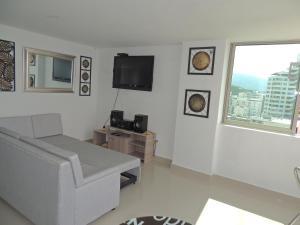 La Costa Deluxe Apartamentos - Santa Marta, Апартаменты  Puerto de Gaira - big - 9
